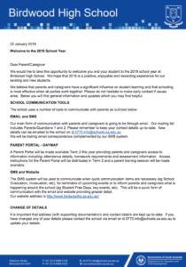 http://www.birdwoodhs.sa.edu.au/wp-content/uploads/2018/02/Parent-Welcome-Letter-2018.pdf